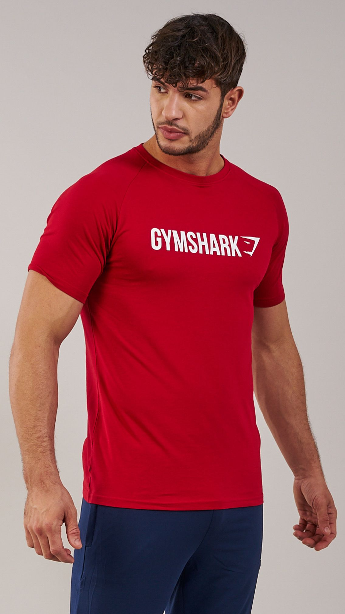 e52a99ed The Gymshark Apollo T-Shirt, with its statement design and improved relaxed  fit,