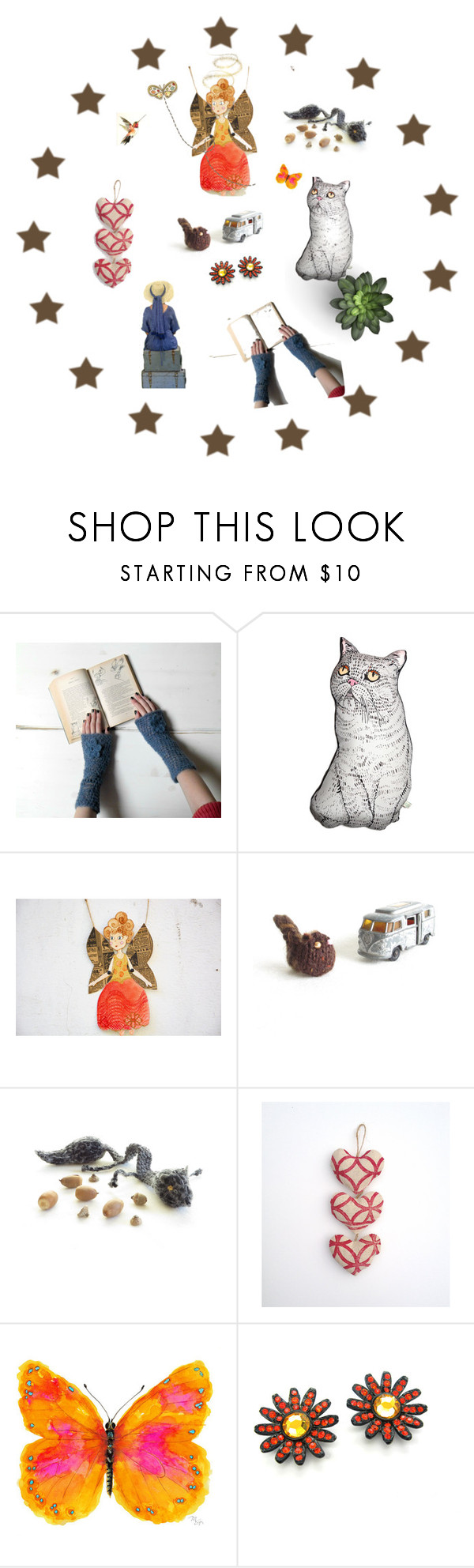 """""""Circle of magic"""" by laughingdog ❤ liked on Polyvore featuring interior, interiors, interior design, home, home decor, interior decorating, Silken Favours and WALL"""