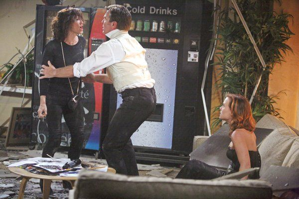TODAY ON #YR: Look Out! It's a Patty vs. Phyllis showdown!