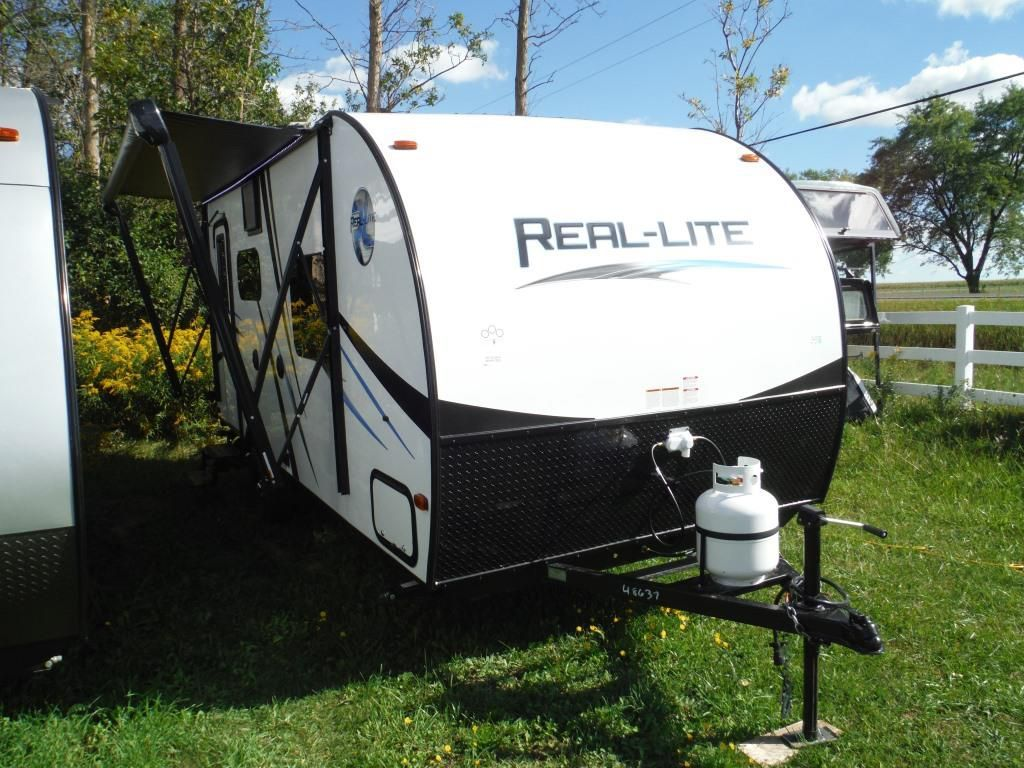 2017 19 Palomino Real Lite 19s Luxury Ultra Lite Travel
