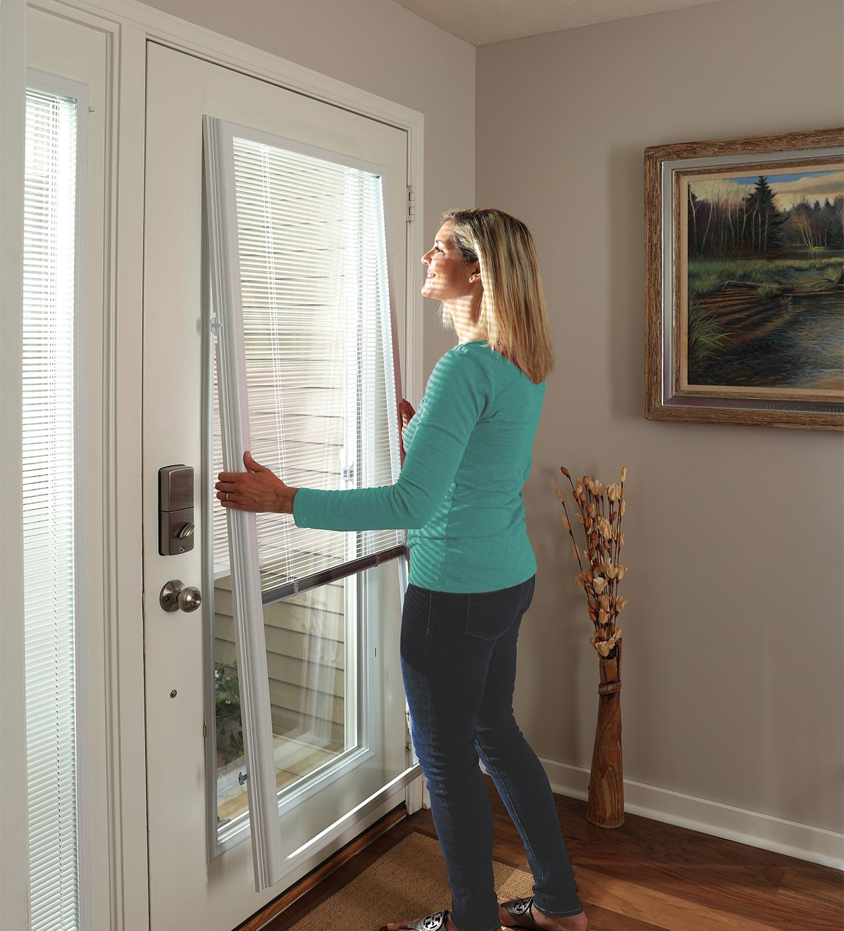 Add On Blinds Easy To Install Blinds In Between Glass Add On