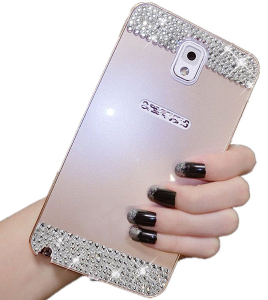 Amazon com: Luxury Aluminum Ultra-thin Metal Case Cover for