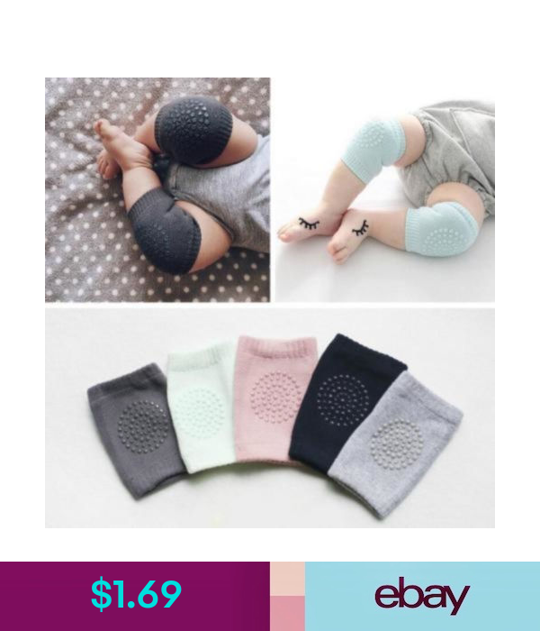 Baby Soft Anti-slip Elbow Protector Crawling Knee Pad Infant Toddler Baby Safety