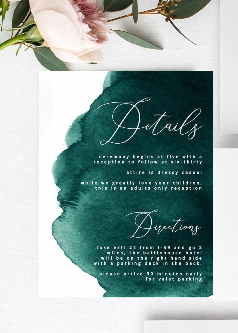 Evite or Printed Rainbow Flowers Wedding Stationery Set; Invitation and Reply Card US Only Printable Invitations