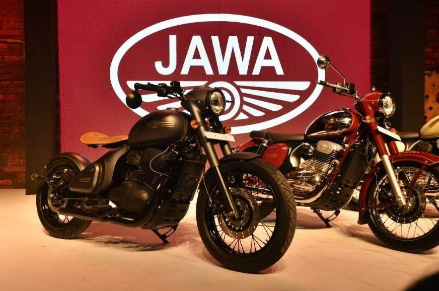 Jawa Perak 2018 India Launch Perak