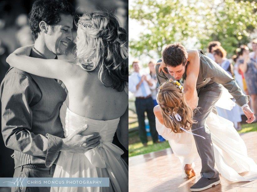 First Dance Wildlife Preserve Wedding