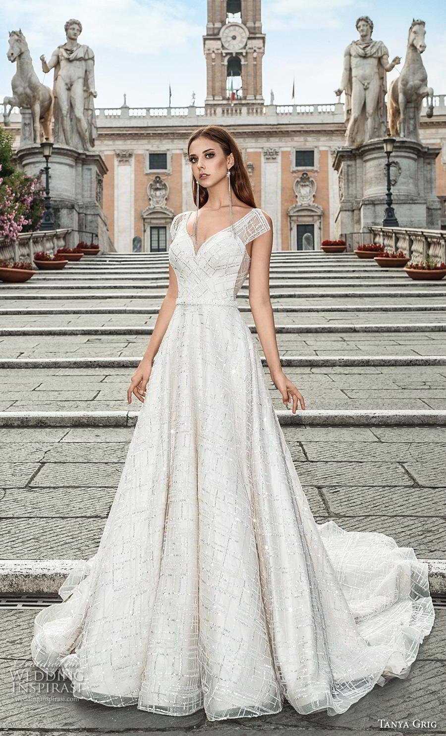 Tanya Grig 2019 Wedding Dresses Roman Holiday Bridal
