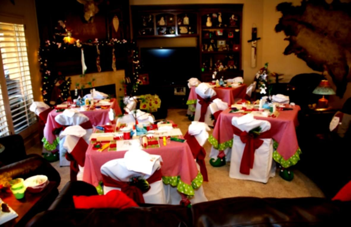 Ideas For A Christmas Party At Home Part - 41: 50 Christmas Decoration Ideas You Should Know For A Merry Christmas