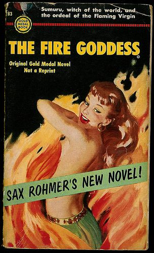 The Fire Goddess | Flickr - Photo Sharing!
