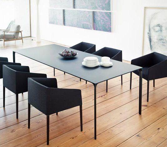 Tische Tisch Nuur Von Arper