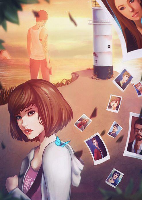 Life is Strange ( fan art ) poster