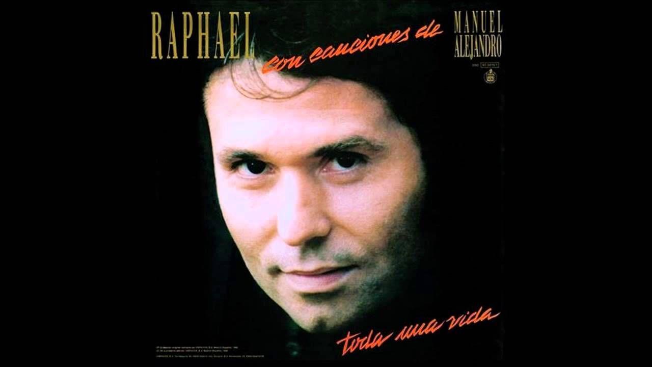 Raphael Voy A Perder La Cabeza Por Tu Amor Musica Para Mama Raphael Cantante Canciones