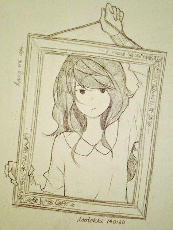 Pin De Jesus Garcia Em Animegirls Ilustracoes Desenhos De Anime Tecnicas De Desenho