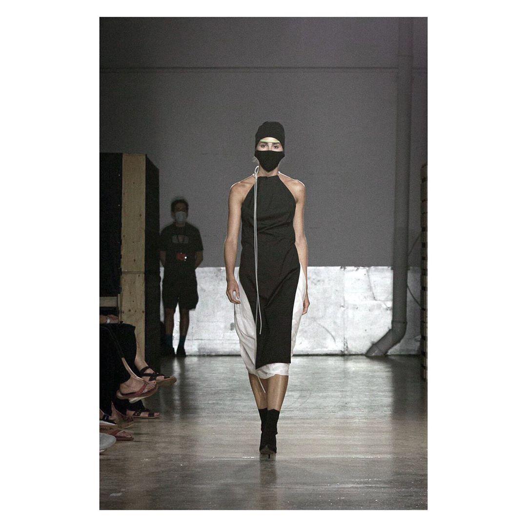 clothing brand в Instagram: «MESNIKOVICH @offmodo_fest @edylaras92 #mesnikovich . . . . #blackandwhiteoutfit #madeinbarcelona #conceptdesign #urbanstyle…»
