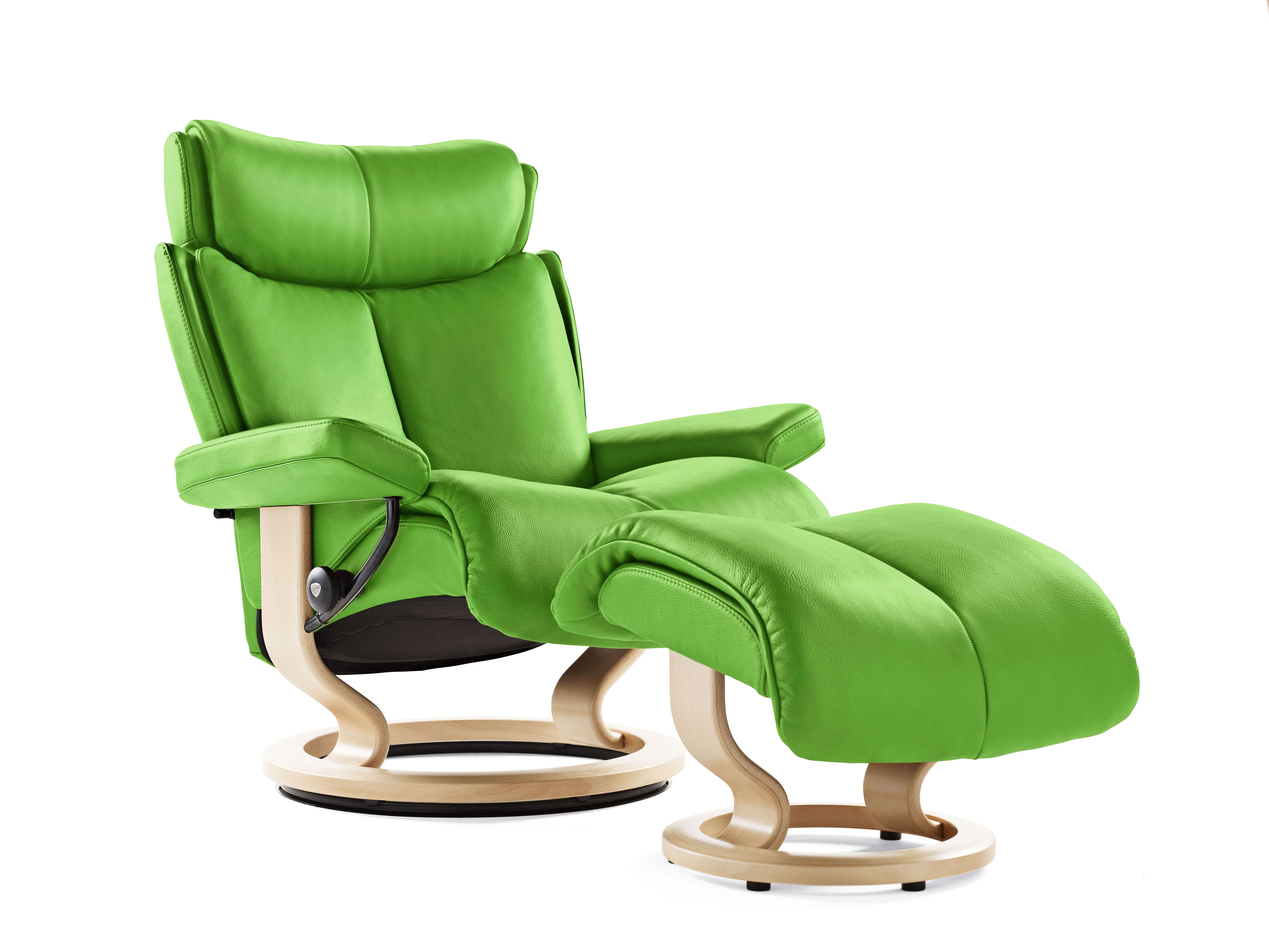 Stressless Magic Relaxsessel inkl Hocker in der Ausfhrung ...
