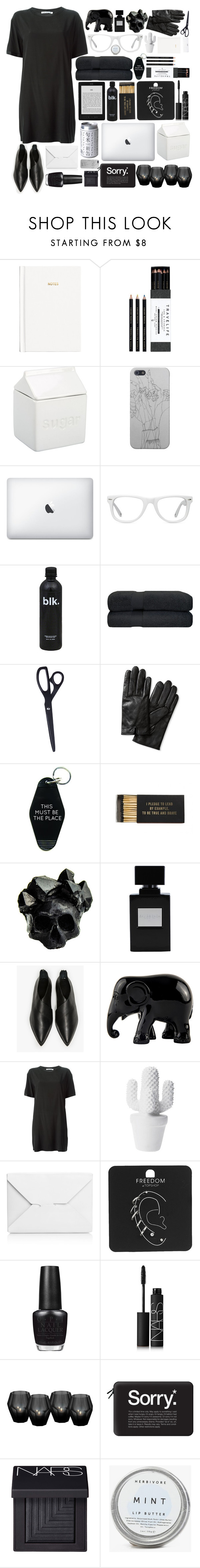 """""""Coco"""" by living-colorfully ❤ liked on Polyvore featuring H&M, Mark's Tokyo Edge, BIA Cordon Bleu, Muse, HAY, Banana Republic, Three Potato Four, Jayson Home, Macabre Gadgets and Alpine"""