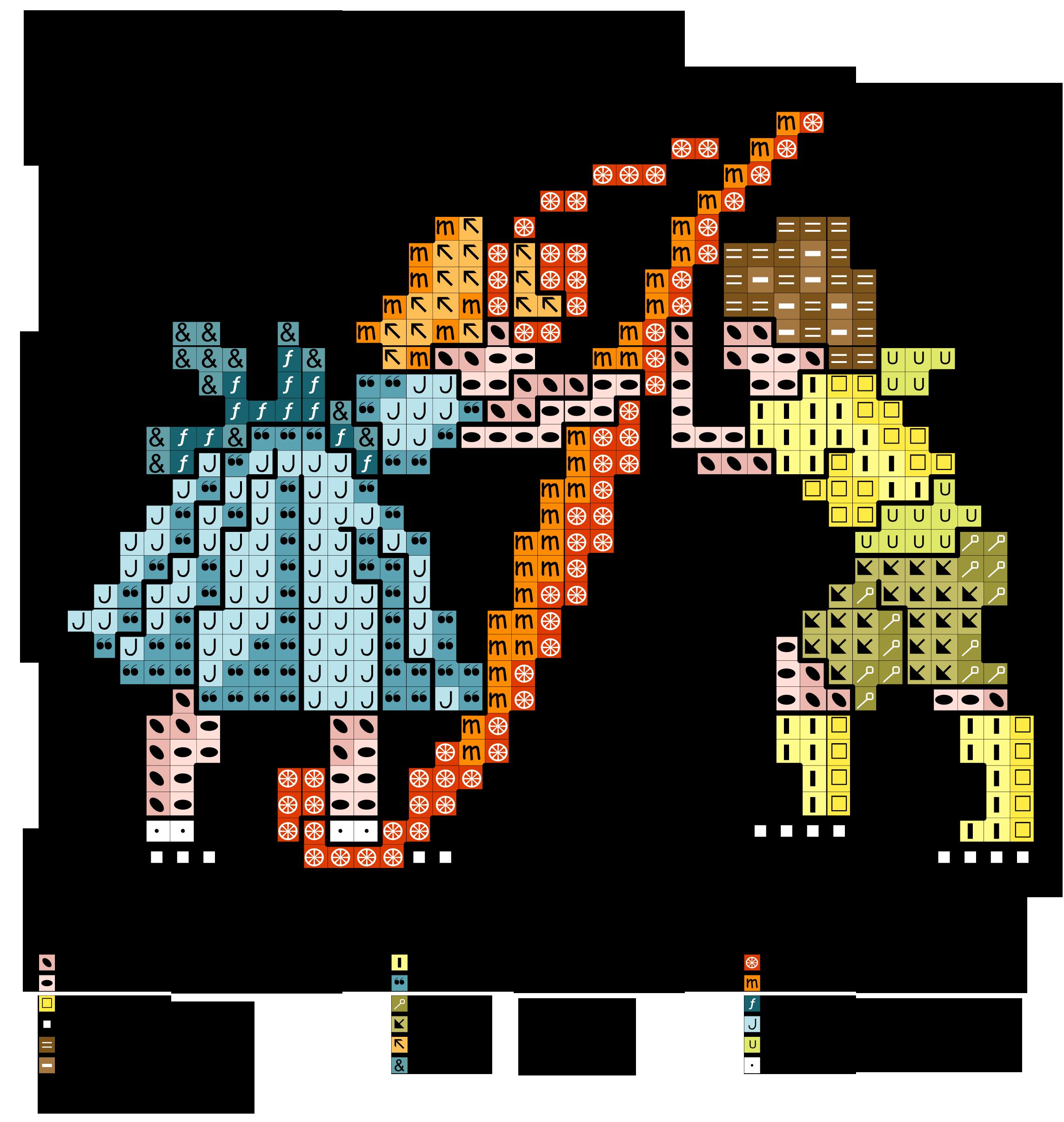 alfabeto maiuscolo con bambina stile Holly Hobbies I