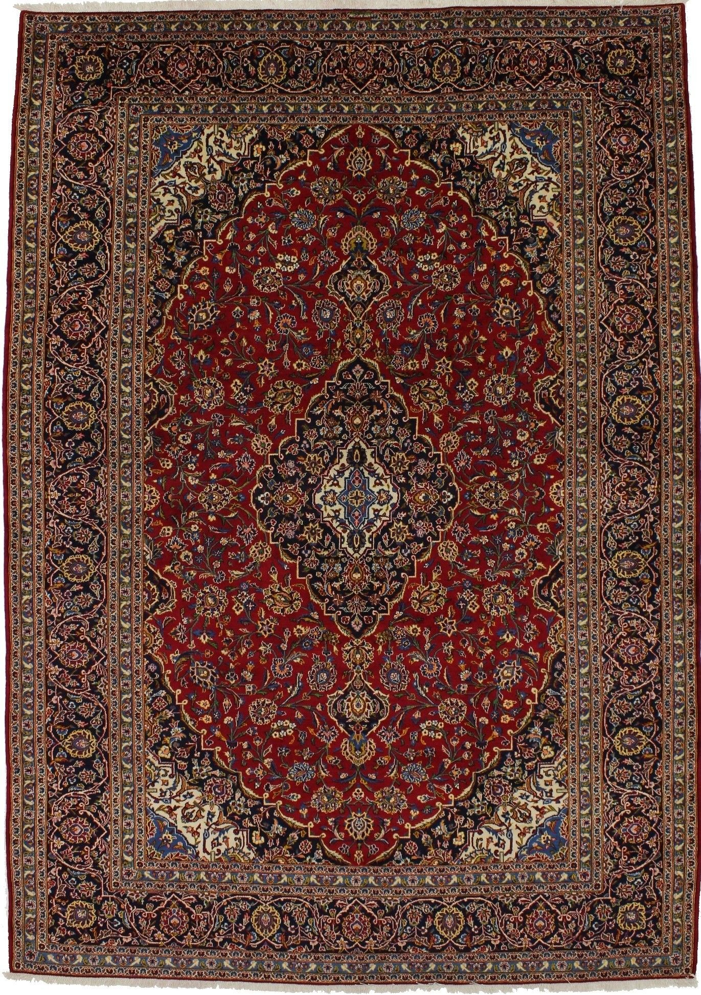 Antique Persian Rugs Beautiful Hand Knotted Extra Large Kashan Persian Rug Oriental Area Carpet 10x14 Magic Rugs Persian Rug 9x12 Area Rugs Clearance Rugs