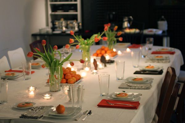 20 Thanksgiving Themed Table Setting Ideas   Thanksgiving table ...