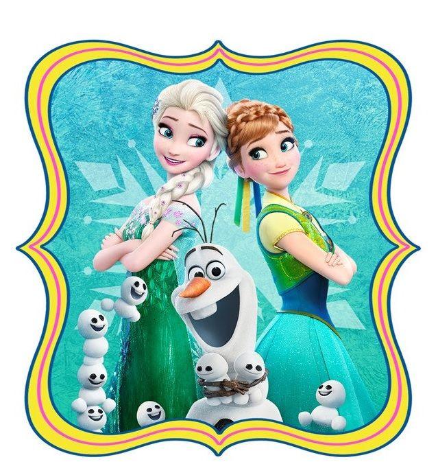 Pin De Lynn Em Party Frozen Com Imagens Festa De Aniversario