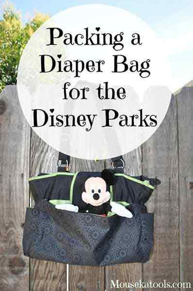 Must haves when traveling with little ones to any of the Disney Parks | Disney World with kids