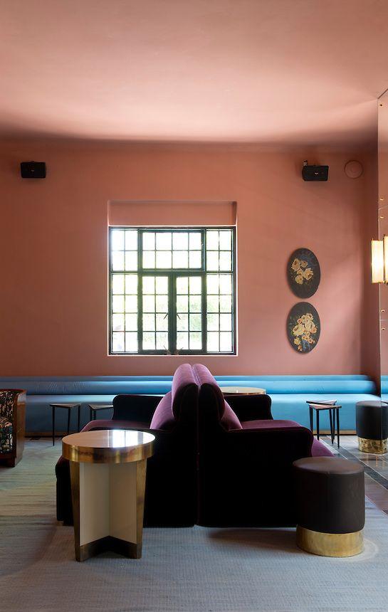 Casa Fayette interiors by Dimorestudio Habita Hotels Guadalajara