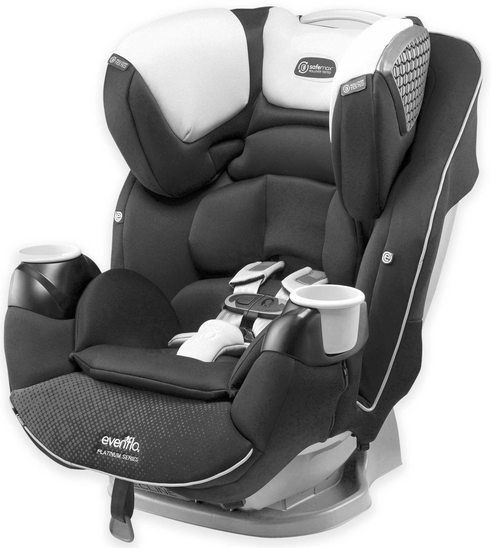 Evenflo Platinum SafeMax™ AllinOne Convertible Car Seat