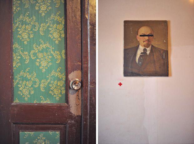 The Kosmonaut Hostel, Ukraine.