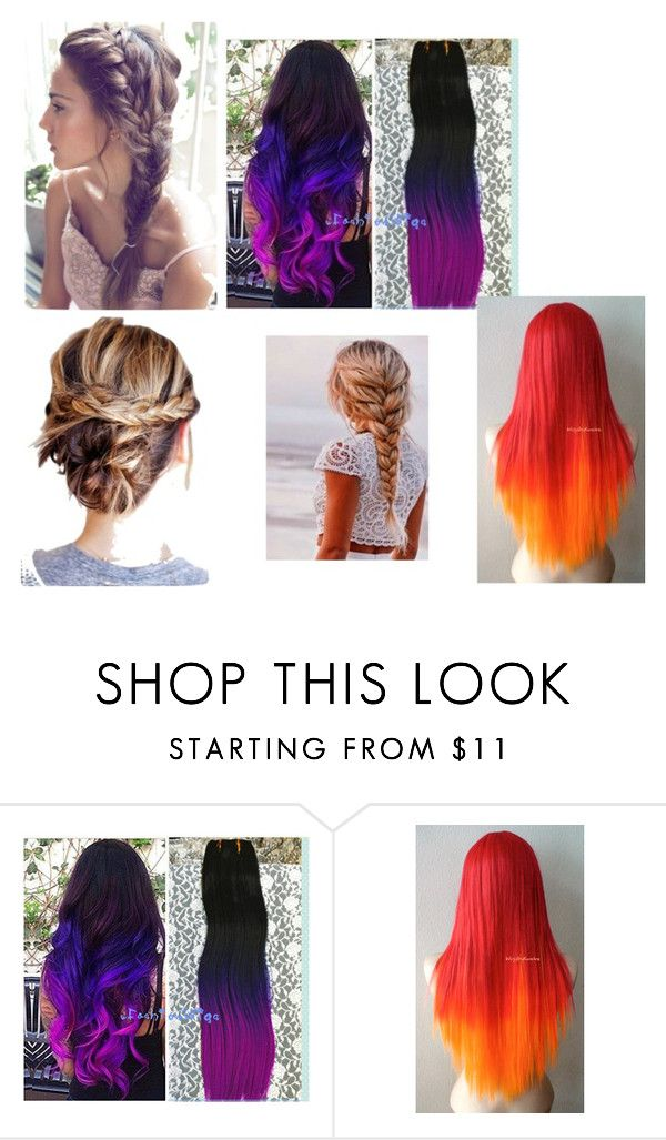 """Hair"" by kmontague-1 ❤ liked on Polyvore featuring beauty"