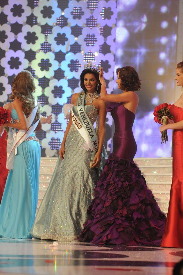 Resultado de Miss Venezuela. Ivina Lunasol Sarcos, Miss Amazonas se Alza con la Corona del Miss Venezuela Mundo 2010..