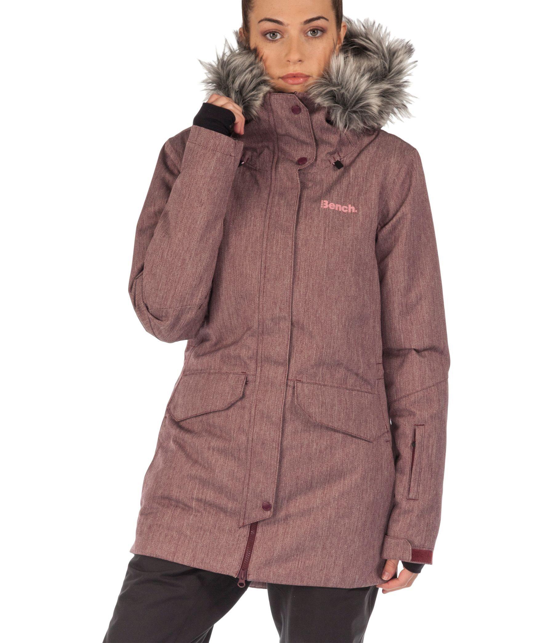 98 00 170 55 Bench Nightfall Women S Functional Jacket Amazon Co Uk Sports Outdoors Functional Jackets Jackets Winter Jackets Women [ 2090 x 1800 Pixel ]