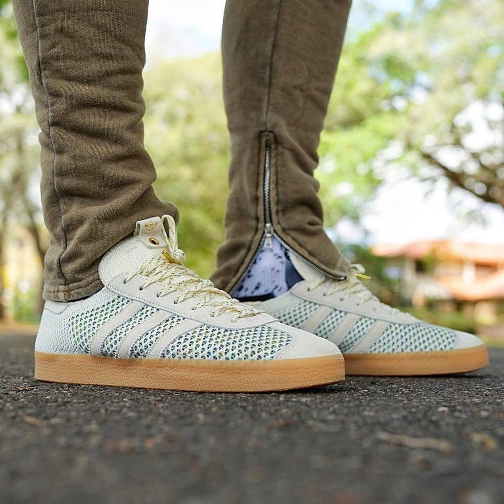new product 18e16 da4f5 Sneaker Politics x adidas Gazelle