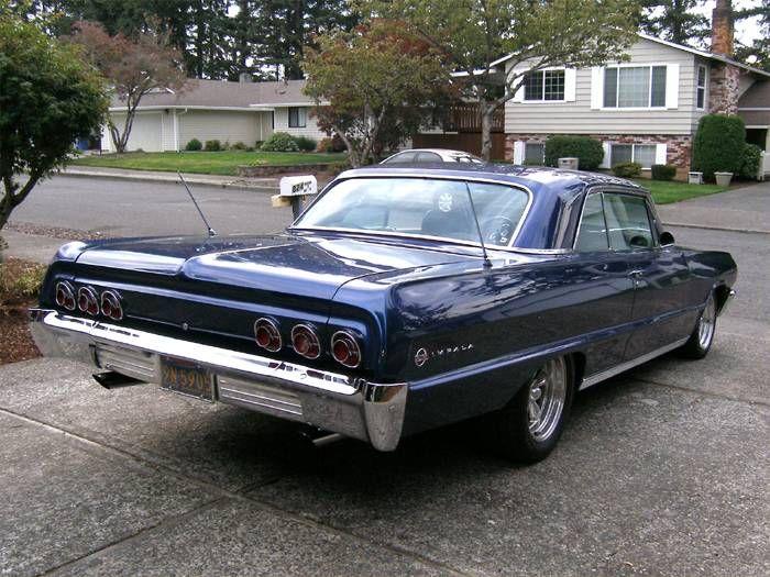 1964 Chevrolet Impala For Sale 1842467 Hemmings Motor News