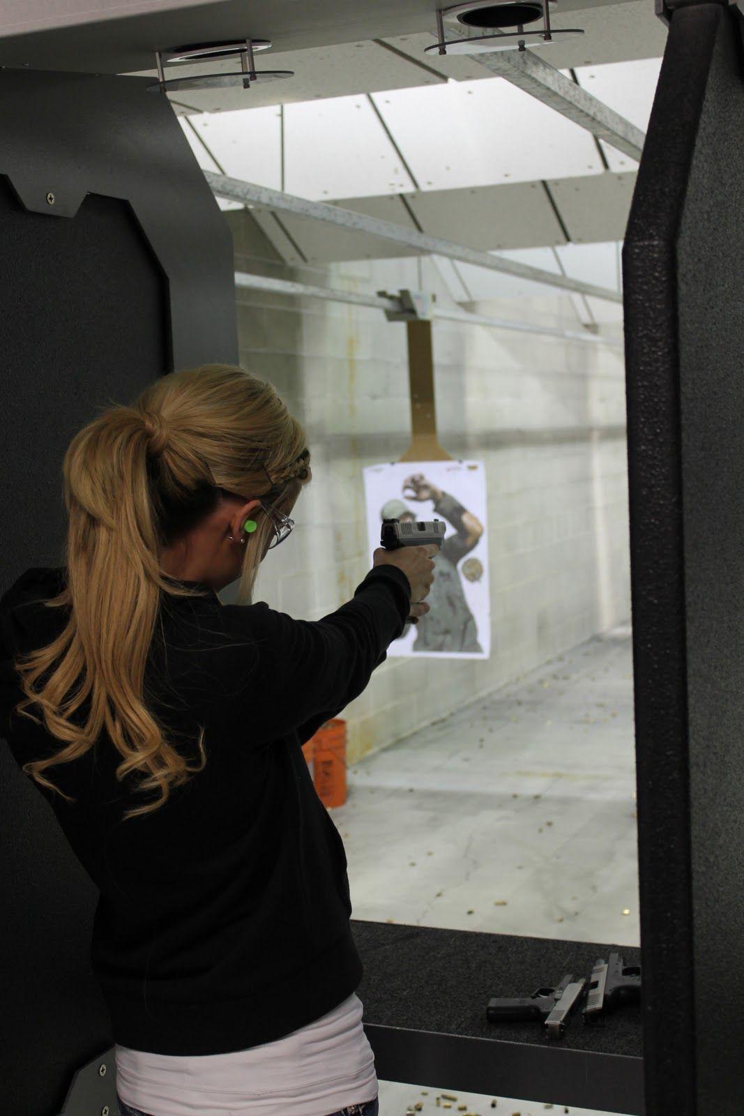 Shooting range dating
