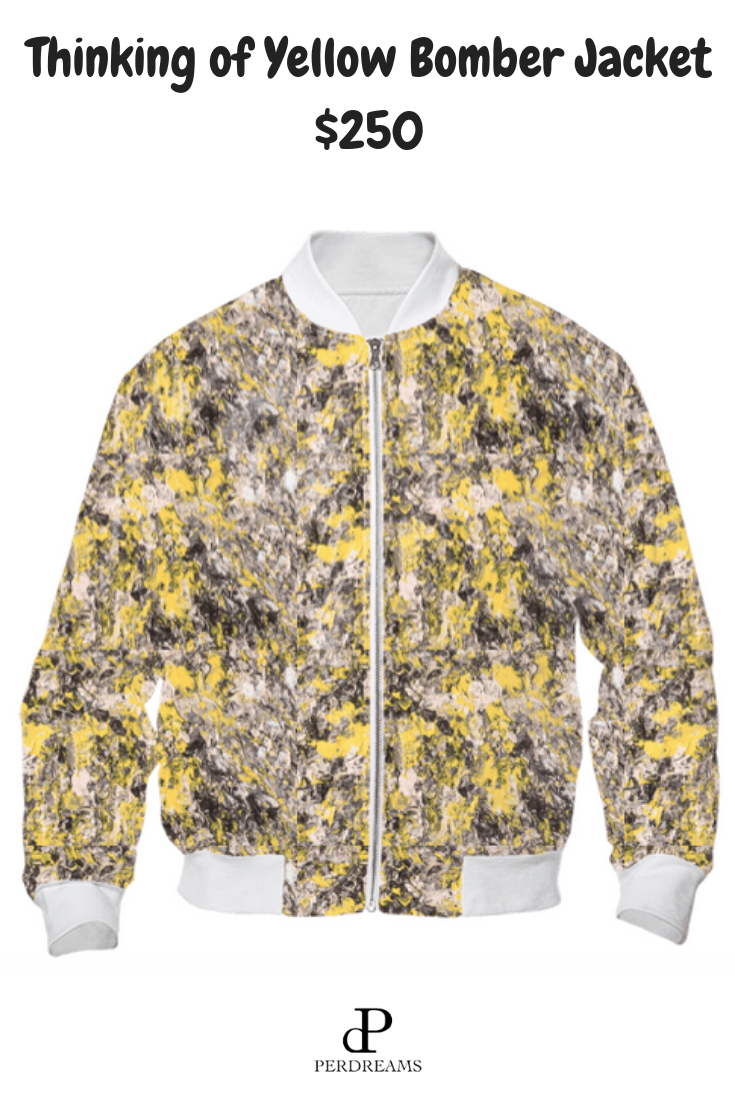Thinking Of Yellow Bomber Jacket Fashion Trends For Women And Men