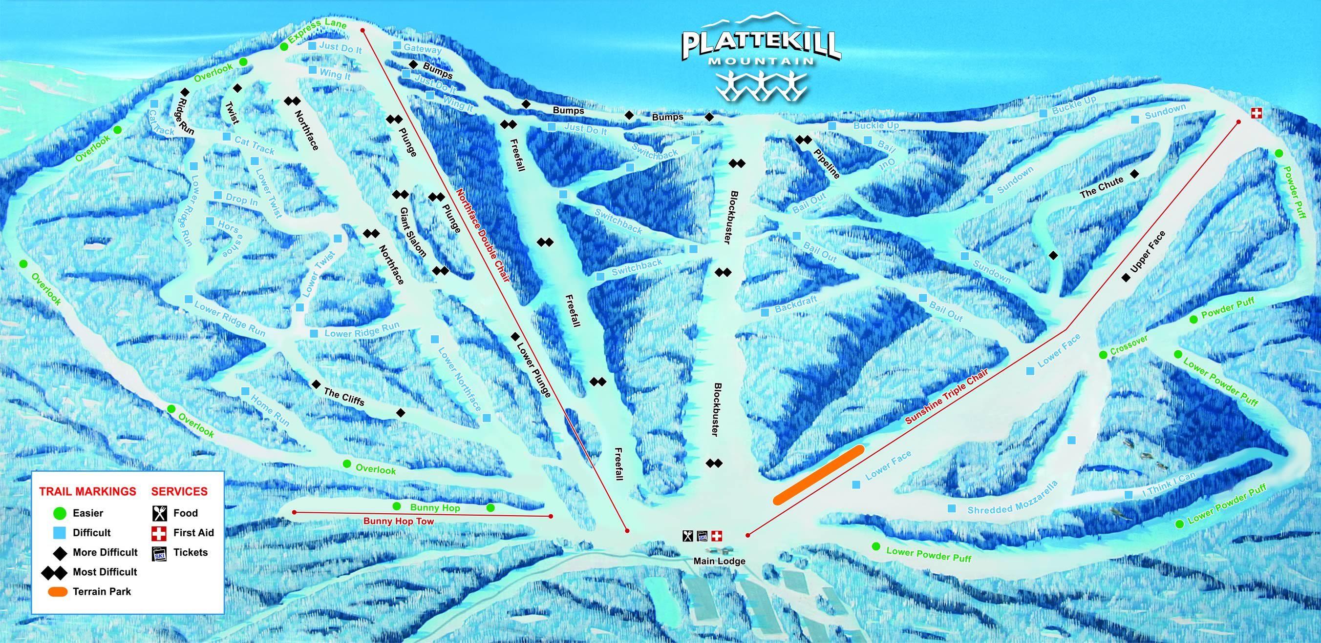 Plattekill Mountain, Catskills | NY Ski Resorts | Skiing ... on catskill albany map, catskill mt map, catskill ski resorts map, catskill ski areas map, catskill rail trail, catskill ny map, catskill escarpment, catskill scenic trail, catskill forest map, catskill park new york, village of catskill map, catskill state park map, catskill park waterfalls map, catskill high peaks map, catskill mountains, catskill forest preserve, catskill topographic map,