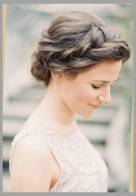 Hairstyles For Brides Brilliant Braidedweddinghairstylesphotosbrideswithinbridesmaidbraided