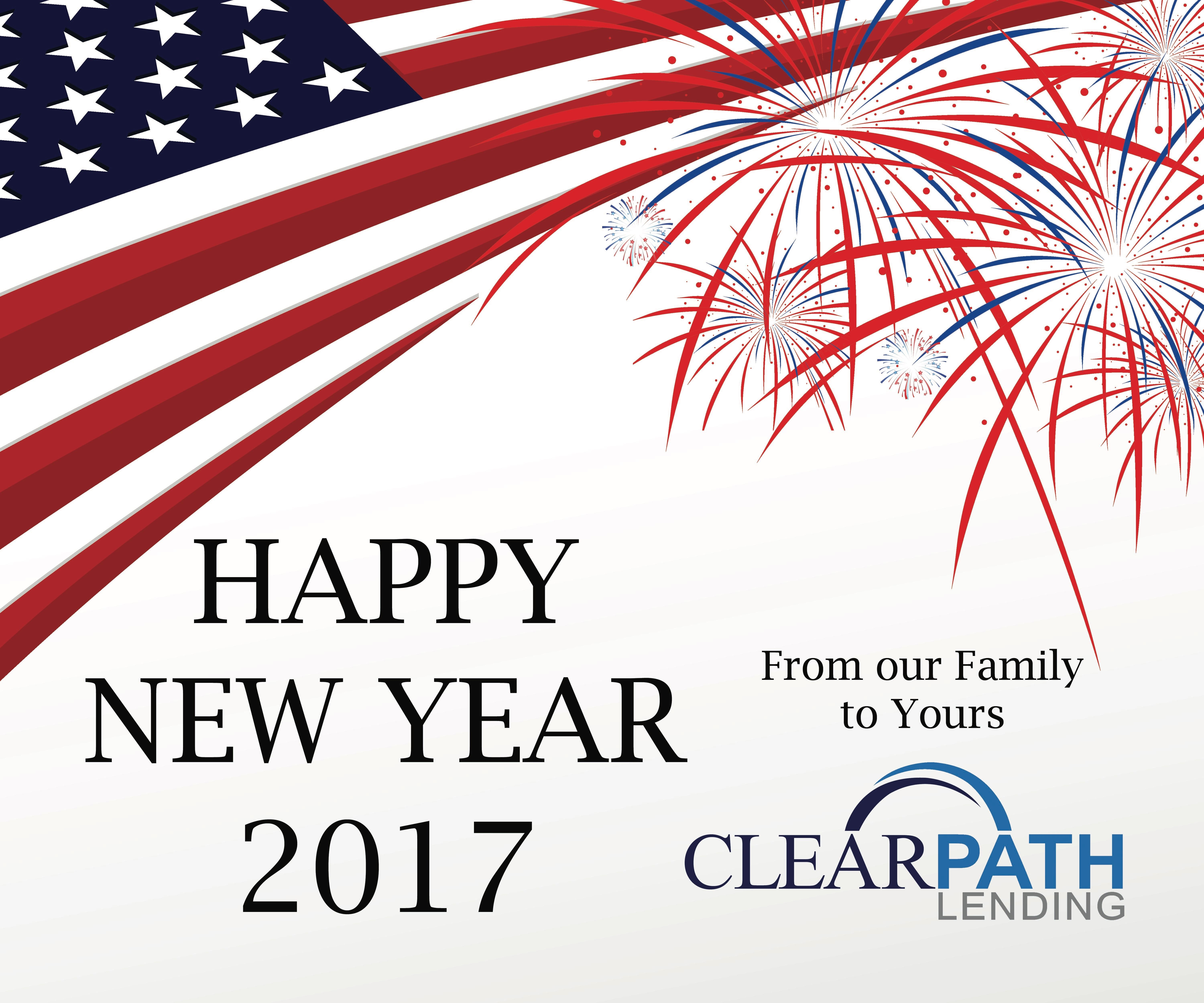 Happy New Year! We wish you all the best for the new year ahead. #happynewyear #clearpathlending #bringonthenewyear