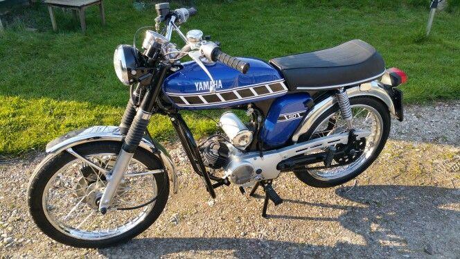 Yamaha FS1 Kenny Roberts 1976