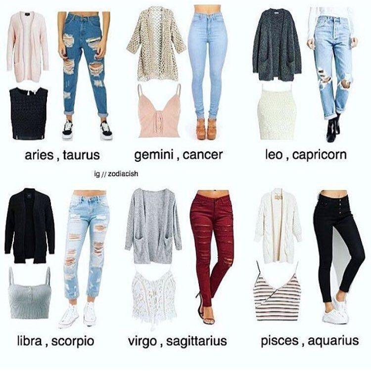 Likes 249 Comments Zodiac Fashion Girlscopes