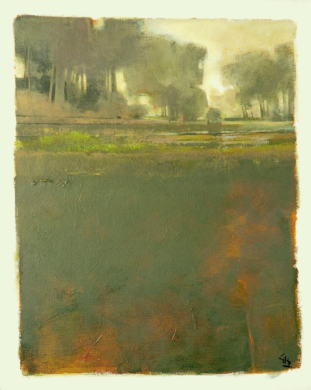 Morning Fog by greg hargreaves