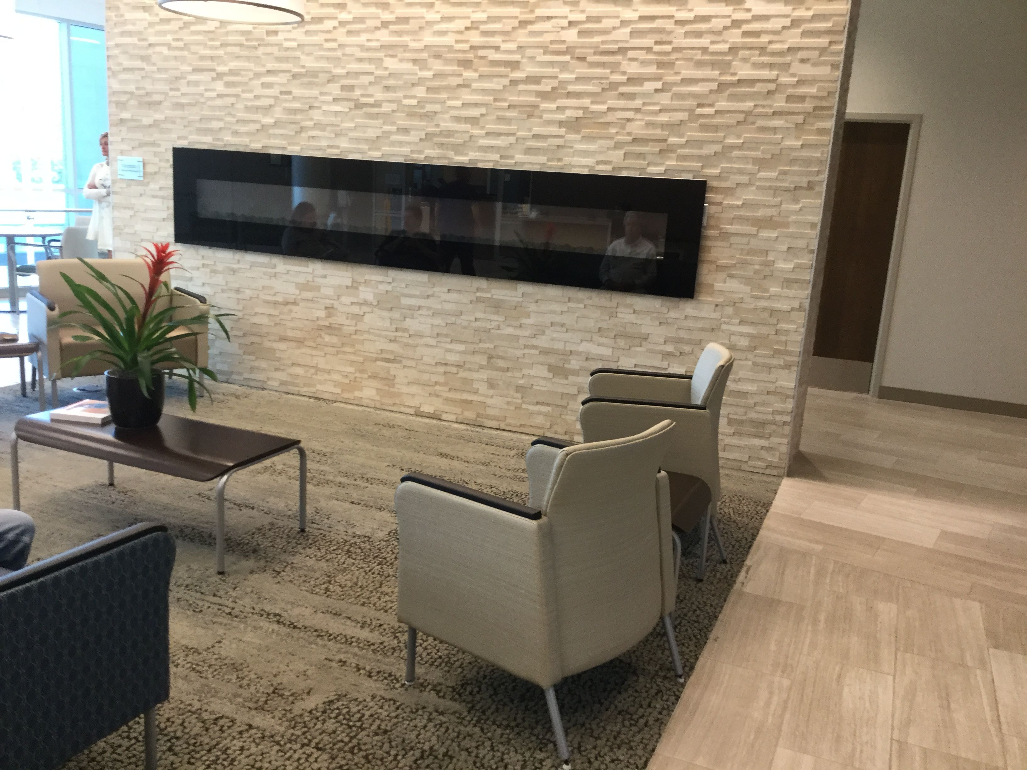 SSM Healthcare (Rolla, MO) Confide Seating And Side Tables In  Reception/lobby