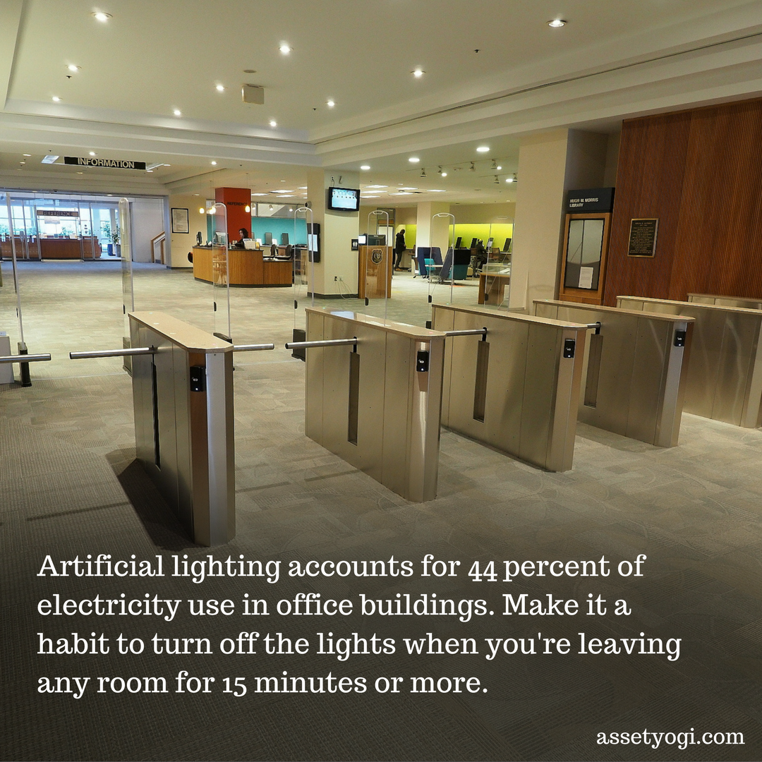 office space lighting. Artificial Lighting Accounts For 44 Percent Of Electricity Use In Office Buildings. Make It A Space E