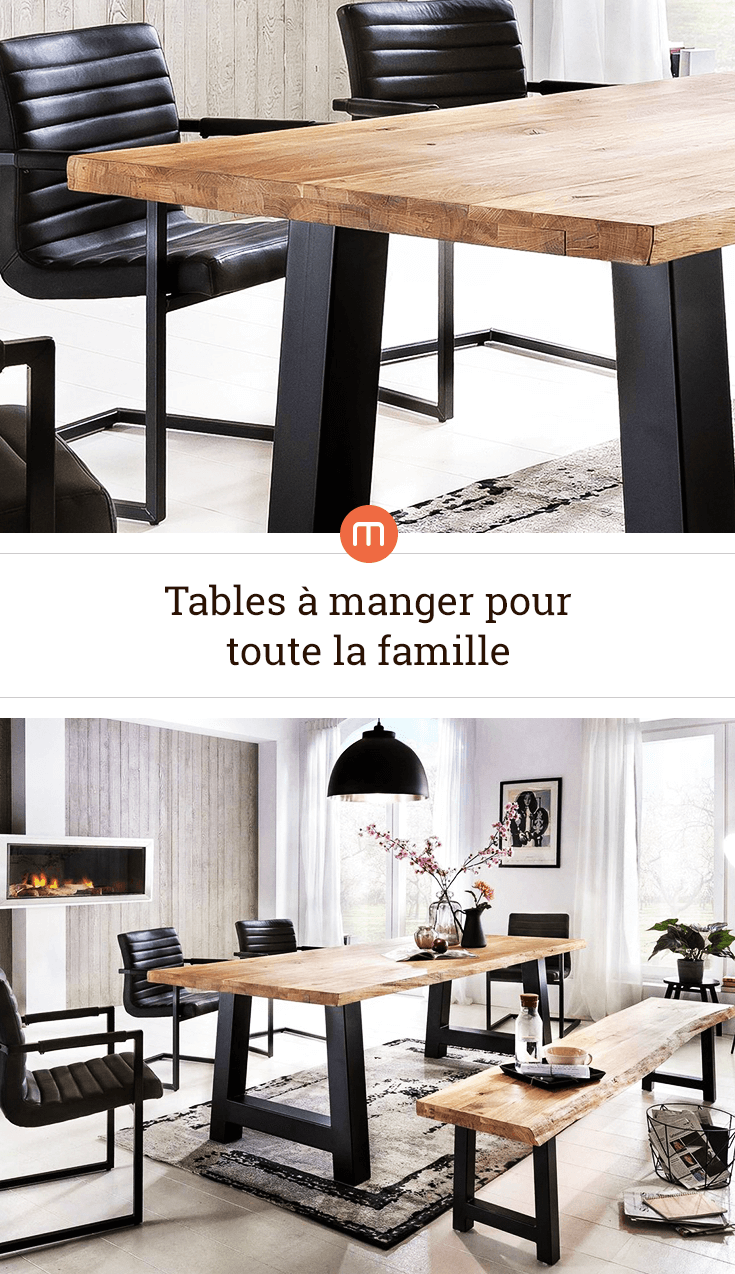 Tables à manger