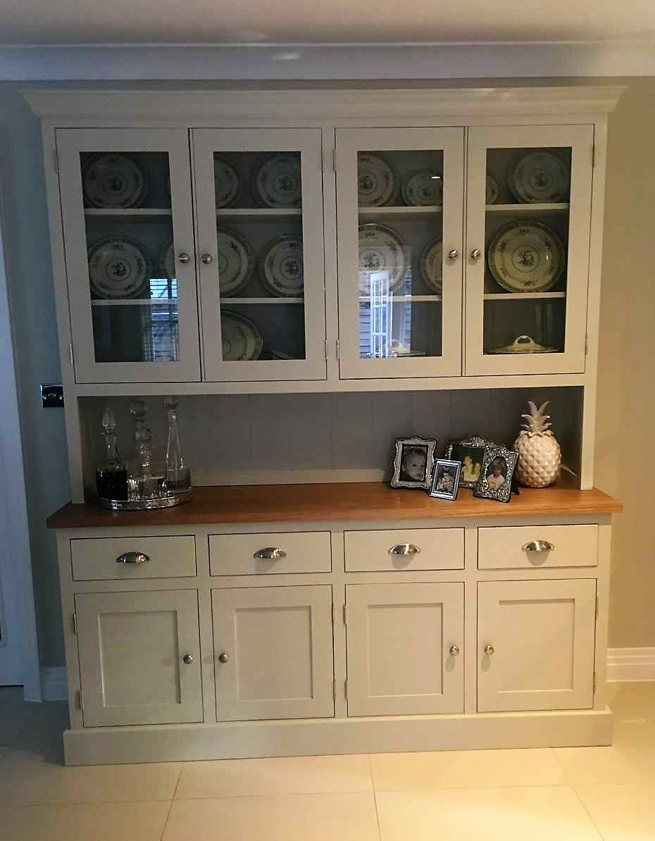 Best This Glazed Dresser Has An Oak Top And Is Painted In 640 x 480