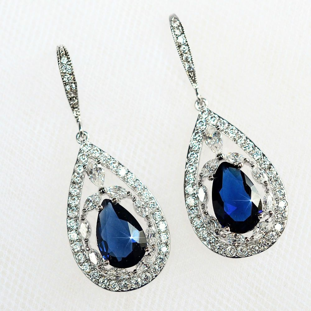 Details about BERRICLE Sterling Silver Cubic Zirconia CZ