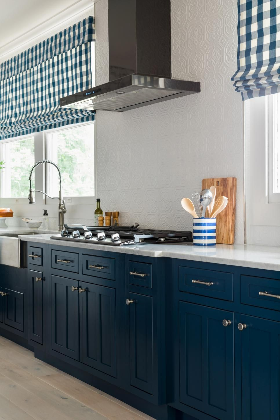 Kitchen pictures from hgtv urban oasis whitewashed brick