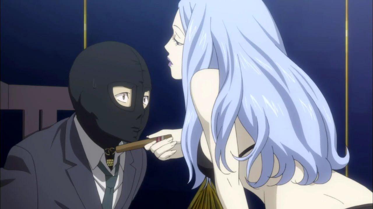 Episodio 6 Aesthetic Anime Anime Dark Anime
