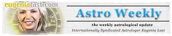 The daily scope by astrologer eugenia last