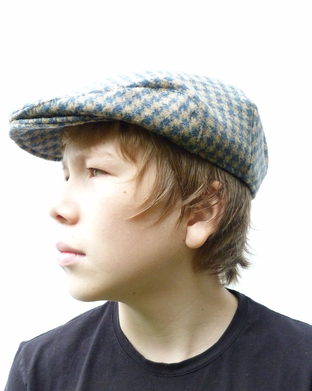 1808b756 Mens Flat Cap Traditional Wool Tweed Mens Hat by moaningminnie | Tip ...